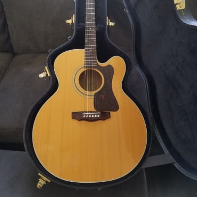 Guild  JF 30 Cutaway 1987 Natural - Maple for sale