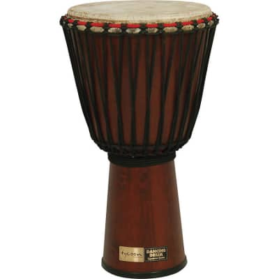 "Tycoon Percussion Dancing Drum Series 13"" Djembe"