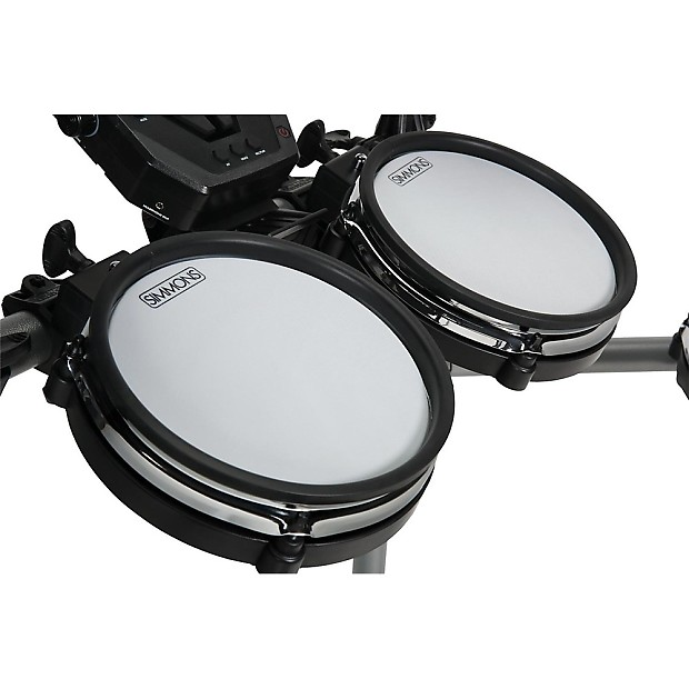 simmons sd350 electronic drum kit with mesh pads regular reverb. Black Bedroom Furniture Sets. Home Design Ideas
