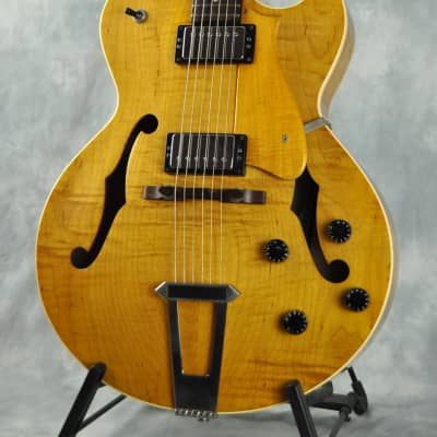 Heritage H-575 Hollowbody Archtop (1998) Amber for sale