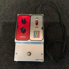 Musitronics Mu-Tron Phasor I 70s Silver