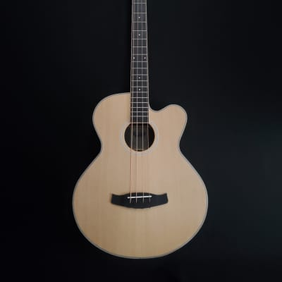 Tanglewood DBT AB BW Acoustic Bass, Spruce Top, Black Walnut Back/Sides for sale
