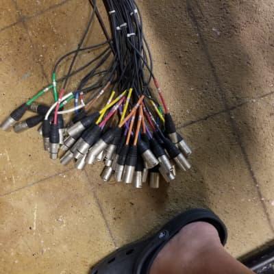 C.B.I Performer series 32x8 all neutrick connectors