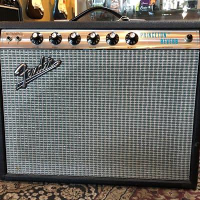 1973 Fender Princeton Reverb 12-Watt 1x10