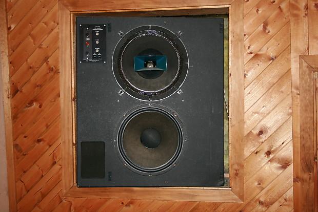 UREI 813 Studio Monitors   Bill's Gear Locker