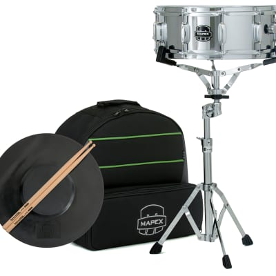 Mapex Backpack Snare Drum Kit - Open Box Deal!