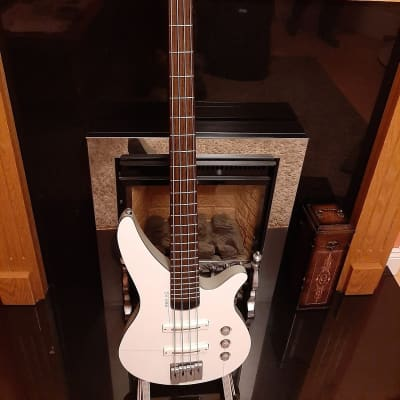 Yamaha RBX A2  White/Grey for sale