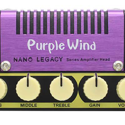 Hotone Nano Legacy Purple Wind Guitar Amplifier Head
