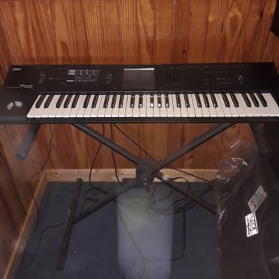 Korg M50 | Sound Programming