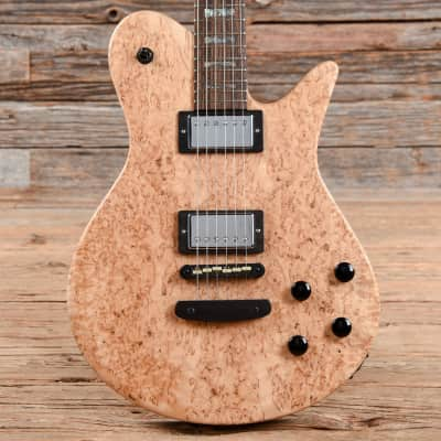 Fodera Imperial Custom w/Masur Birch Top and Mahogany Body/Neck USED (Serial #IG4411D) for sale