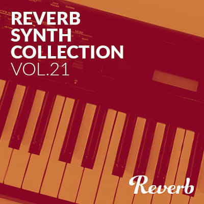 Reverb Yamaha SY22 Synth Collection Sample Pack by John Marston