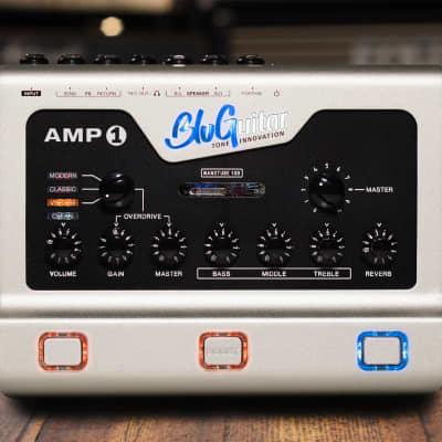 Bluguitar AMP1 Mercury Edition 100watt Guitar Amp Guitar Amp Head for sale