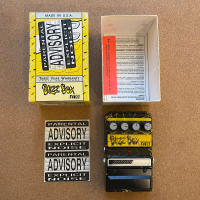 DOD FX33 Buzz Box Lamb Series (Made in USA)