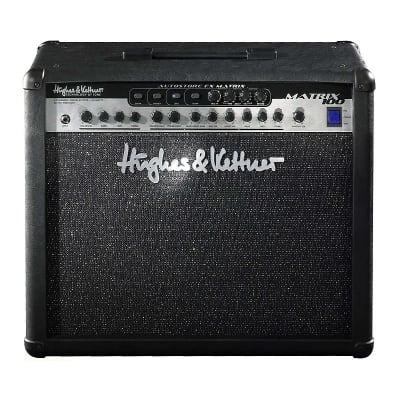 "Hughes & Kettner Matrix 100 4-Channel 100-Watt 1x12"" Solid State Guitar Combo"