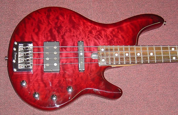 Ibanez RDGR Road Gear RD500 4-String Active Bass Guitar   Reverb