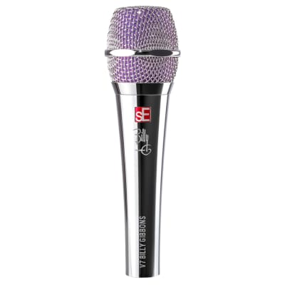SE Electronics V7-BFG Billy Gibbons Signature Microphone