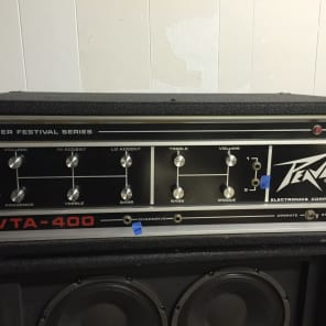 Peavey VTA-400 Super Festival Series 200-Watt Guitar Head