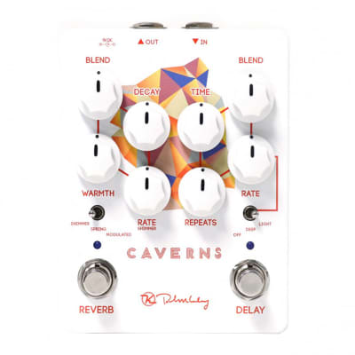 Keeley Caverns Delay/Reverb V2 - Used