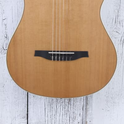 Godin Multiac Grand Concert Duet Ambiance Acoustic Electric Guitar with Gig Bag for sale