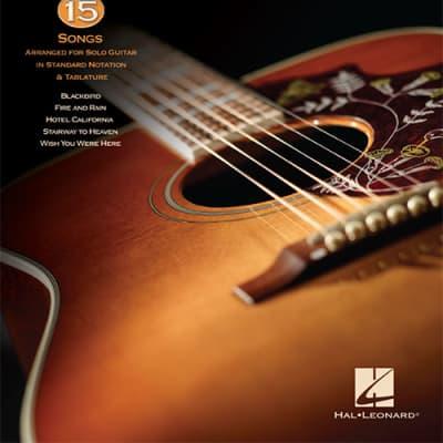 Hal Leonard Fingerpicking Acoustic Classics