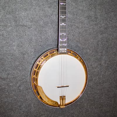 Crafters of Tennessee Golden Classic Resonator Banjo for sale
