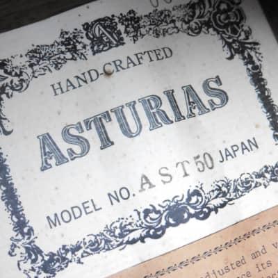 ♬ Vintage Asturias ♬ Japanese Master Masaru Matano ♬ Luthier Refurbished ♬ Nice H/Case ♬ for sale