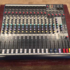 Soundcraft MFX12/2 12-Channel Mixer with Lexicon Effects