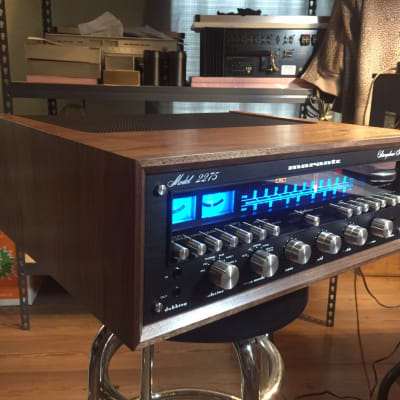 Pioneer SX 1080 1978 Silver/wood | Reverb