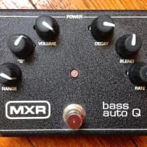 MXR Bass Auto Q 2010s Black image