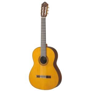 Yamaha CG182C Cedar Top Classical Nylon String Natural