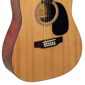 Indiana Scout Spruce Top 12 String Acoustic Guitar for sale