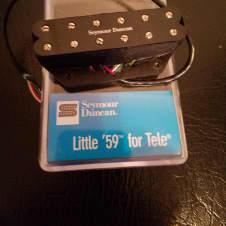 """Seymour Duncan Little """"59 for Tele - ST59-1 Black"""