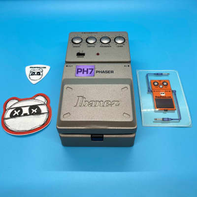 Ibanez PH7 Phaser Pedal | Fast Shipping!