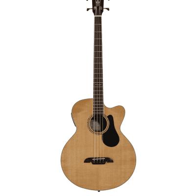 Alvarez AB60CE - Series Bass Electric, Natural Finish for sale