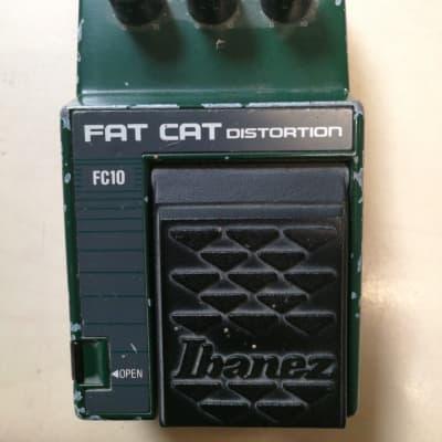 Ibanez,  Fat Cat Distortion FC 10
