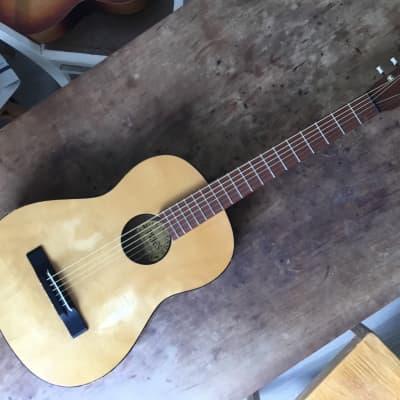 Hopf Parlour Vintage Steelstring Guitar 1966 Natural for sale