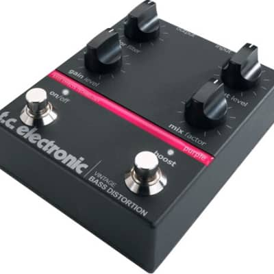 TC Electronic Vintage Bass Distortion for sale