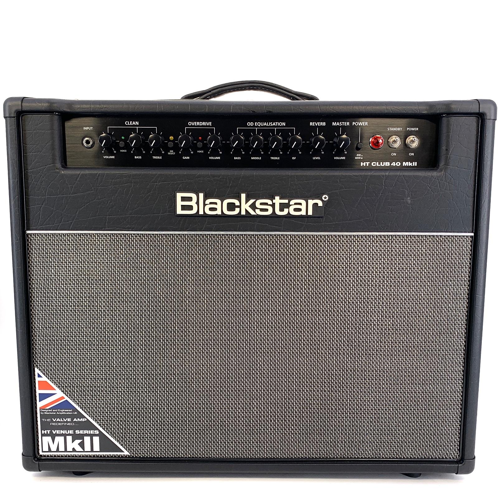 "Blackstar HT Club 40 Mark II 1x12"" 40-watt Tube Combo Amp - Brand New"