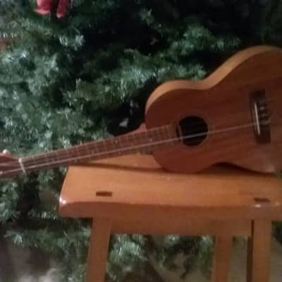 Vintage Harmony Baritone 1950s Mahogany Ukulele beautiful Instrument ! for sale