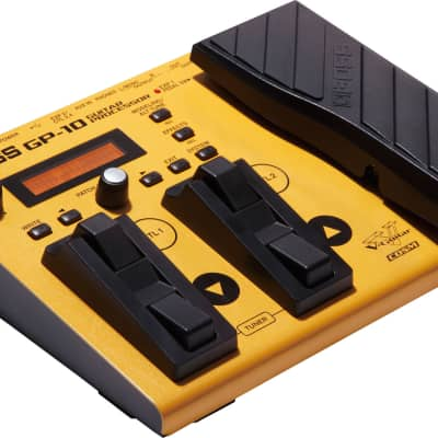 Boss GP-10GK Guitar Effects Processor Multi-Effects Pedal GP10 with GK-3 Pickup for sale