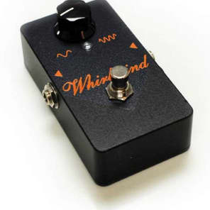 Whirlwind Orange Box Phaser Effects Pedal for sale