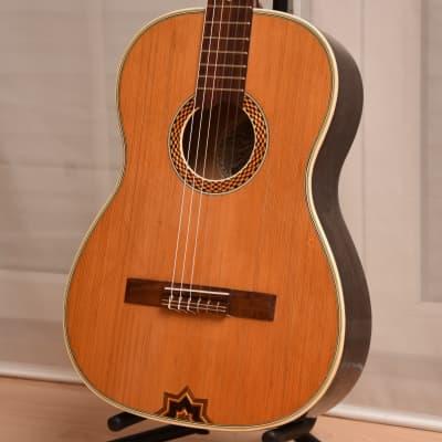 Hopf classical guitar – 1960s German Vintage Nylon Guitar / Konzertgitarre for sale