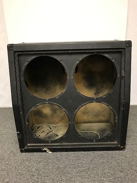 Peavey 412MS Empty 4x12 Speaker Cabinet | Reverb