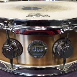DW 5x14 Cast Bronze Collector's Series Snare