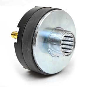 Seismic Audio T-Driver 100w 8 Ohm Titanium Compression Horn Driver Replacement Speaker