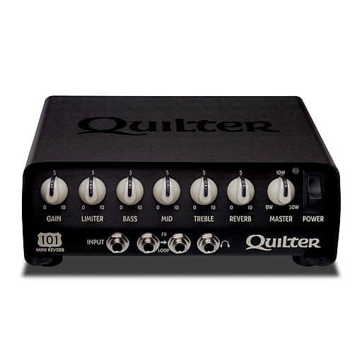 Quilter 101 Reverb 50W Guitar Amplifier Head