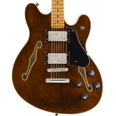 Fender Squier Classic Vibe Starcaster - Walnut
