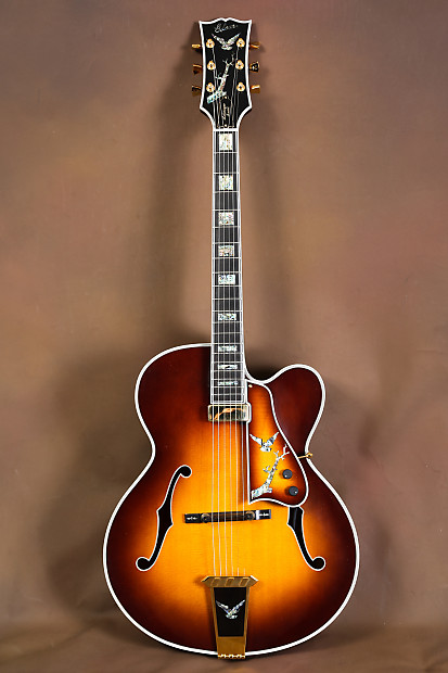 2000 gibson kalamazoo award sunburst archtop guitar reverb. Black Bedroom Furniture Sets. Home Design Ideas
