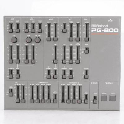 Roland PG-800 Synthesizer Programmer