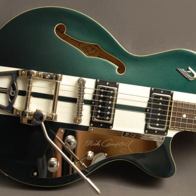 Duesenberg Starplayer TV Mike Campbell 40th Anniversary for sale